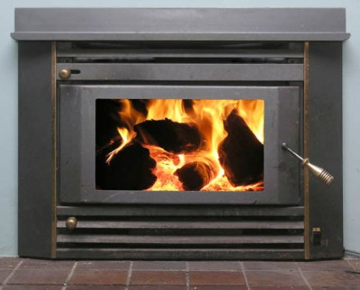 Don't throw out the wood heater, just yet.