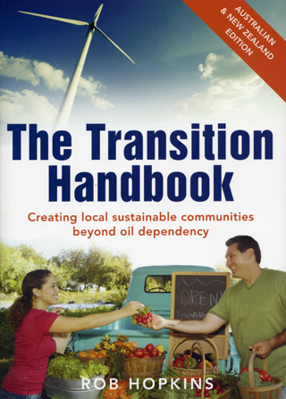 <em>The Transition Handbook</em>, by Rob Hopkins, founder of the global Transition movement, is a guide to communities wanting to make the shift to sustainability.