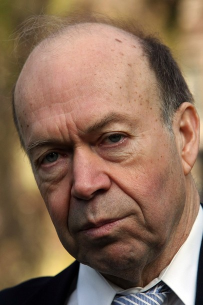 Professor James Hansen. PHOTO GETTY IMAGES