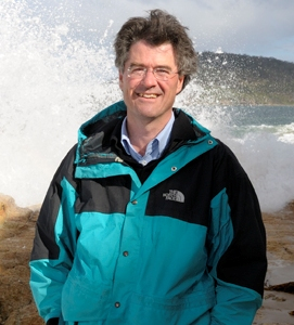 Professor Nathan Bindoff, leader of the Climate Futures project