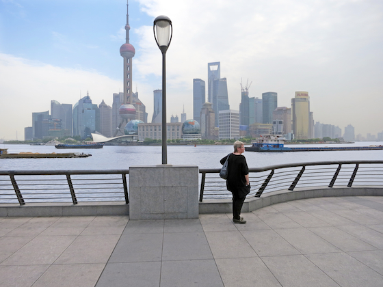 In just 20 years, Shanghai has transformed farmland in Pudong, across Huangpu River from the city's famous Bund, into its newest commercial hub.
