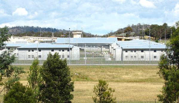 Risdon Prison near Hobart. PHOTO ABC
