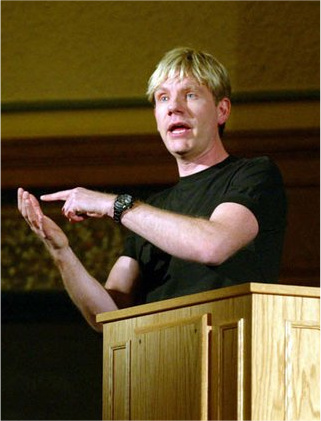 Bjørn Lomborg makes a point.