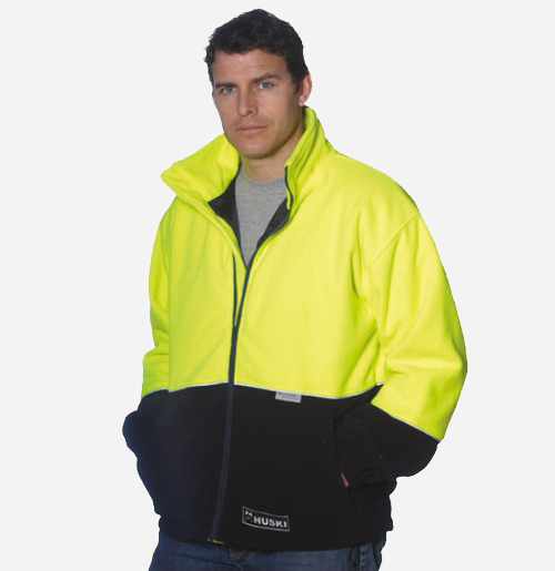Polar-fleece is lightweight, warm, and cheap. It's also a marine health hazard. PHOTO Seton Australia