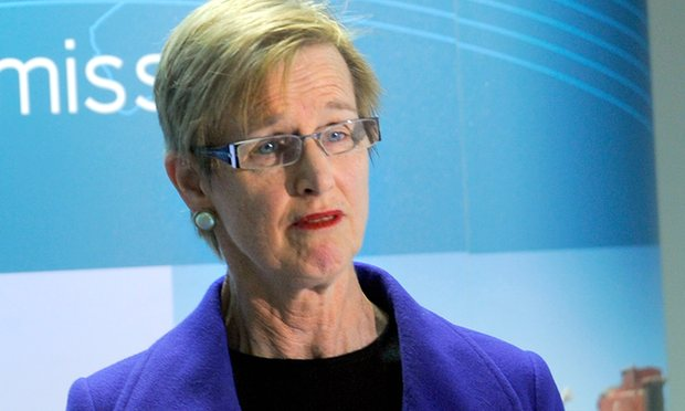 The chair of the Climate Change Authority, Wendy Craik. PHOTO Alan Porritt/AAP