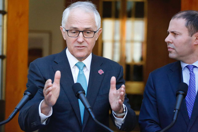 Our political leaders can talk, but can they really listen? PHOTO ABC