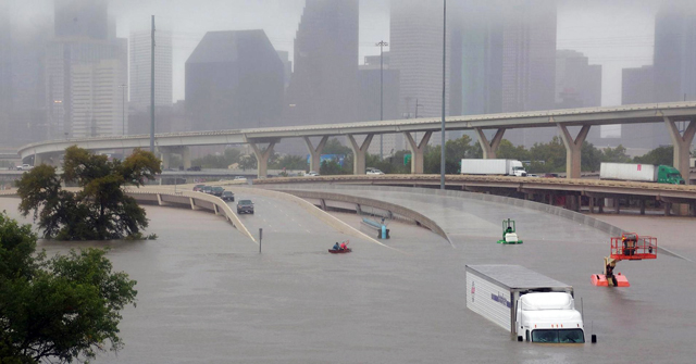 Downtown Houston and its not-so-free ways. PHOTO CNBC.com
