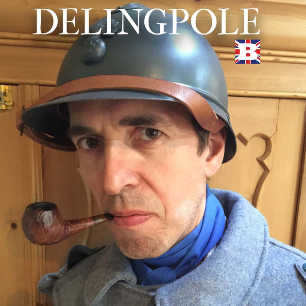 James Delingpole as he likes to be seen.