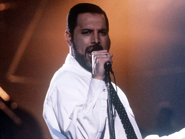 PHOTO Freddie Mercury (Rex)